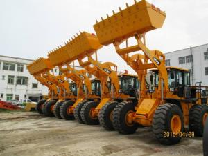LTMA 5 tons wheel loader LT955 for sale