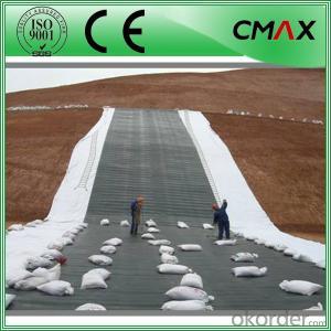 Geomembrane HDPE Pond Liner/Plastic Film Membrane