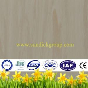 Homogenous vinyl pvc flooring sheet or tile