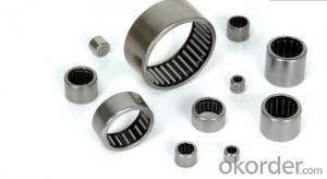HK 1716 Needle Roller Bearing Drawn Cup Needle Roller Supply High Precision