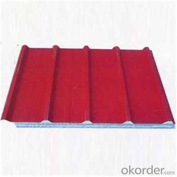 Stone Coated Metal Roofing Tile 0.4mm thickness Galvalume steel sheet
