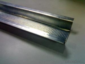 Galvanized  Profiles  for Dry Wall Galvanized Profiles