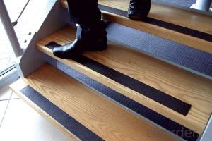 Anti-Slip Floor Tape Black Color Low MOQ