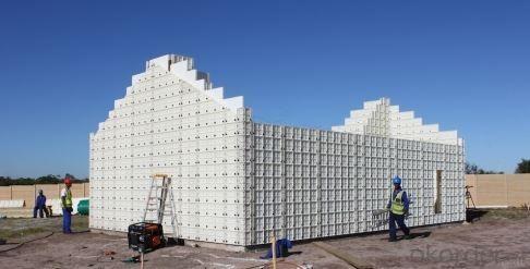 Plastic Formwork Concrete Formwork Scaffolding