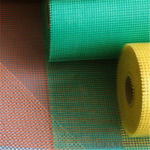 Fiberglass Mesh 10*10/Inch Fabric Resistant Leno
