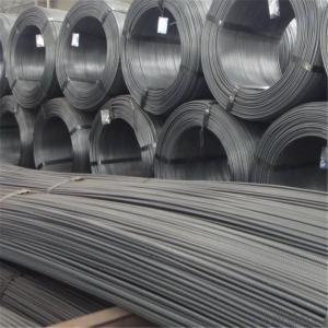 Gr40 Ribbed High Quality Steel Rebar