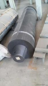 Graphite Electrode With Nipple RP, HP, UHP Good Electrical Conductivity