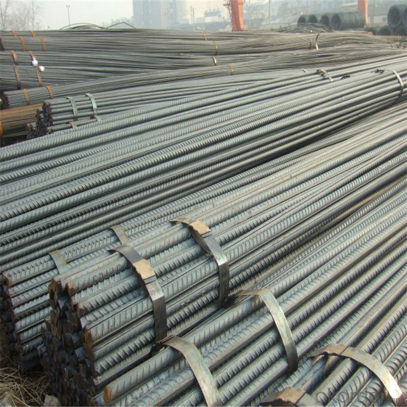 Bs4449 Grade460 Deformed Steel Rebar