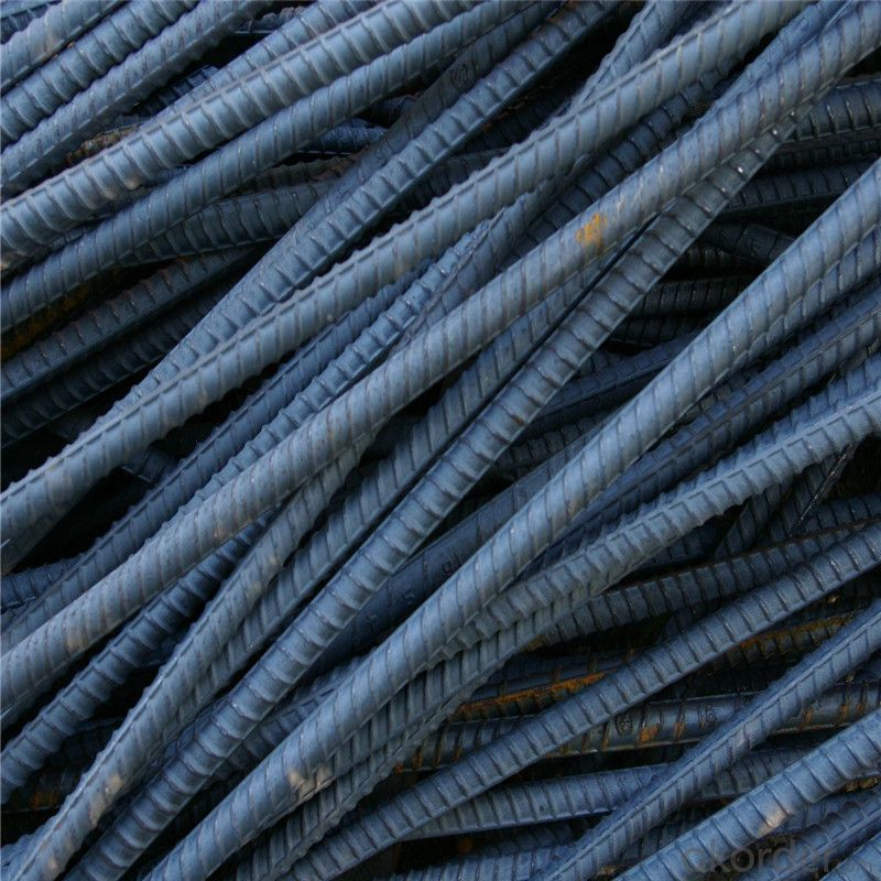 Astm 615 Gr40 Gr60 Deformed Steel Rebars