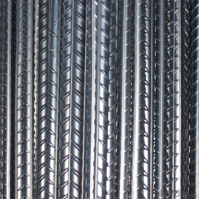 SD390 Steel Rebar with JIS Standard