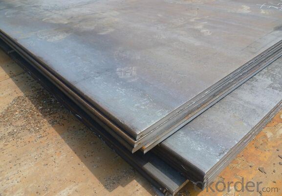 Carbon Steel Hot Rolled Coil_Plate_Strip_Sheet
