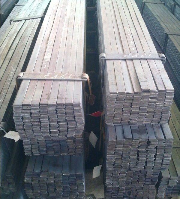 Hot Rolled Grade ASTM A36_S235JR_SS400 Steel Flat Bar