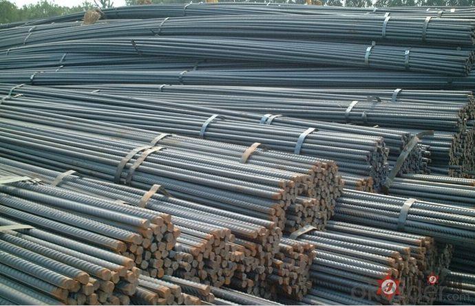 BS4449 460B Reinforcing Deformed Steel Bars