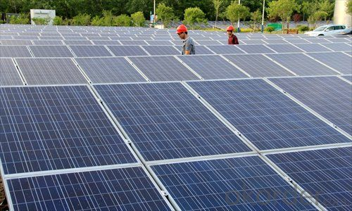 Polycrystalline Solar Panel 75W Hot Selling High Efficiency