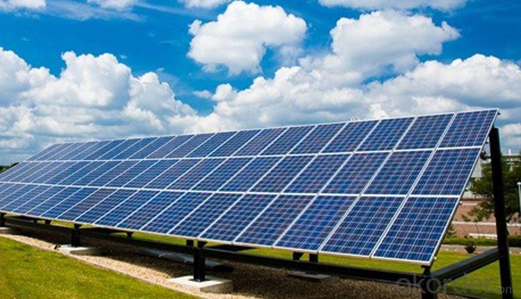 Polycrystalline Solar Panel 260W Hot Selling High Efficiency