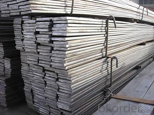 Hot Rolled Grade ASTM A36_S235JR_SS400 Steel Flat Bar Catalogue