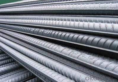 CNBM Stainless Steel Deformed Bars with High Quality