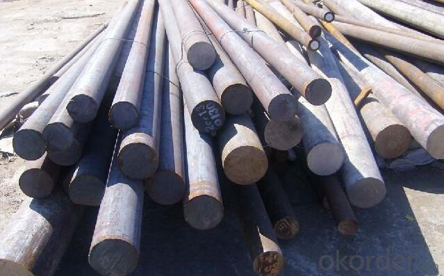Grade AISI 4140 _42CrMo4 Steel Round Bar