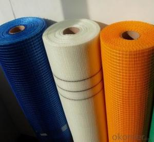 Fiberglass Mesh Reinforcing Cloth with Different Colors