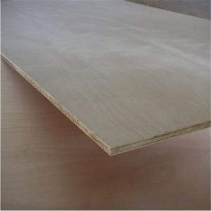 Veneer Faced Plywood for Construction with Many Years' Experience