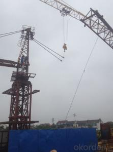 70m Boom Tower Crane/7030 Tower Crane/12t/16t Tower Crane