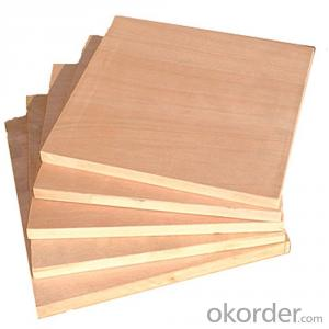 Film Faced Plywood with Uniform Veneer and Wood Humility