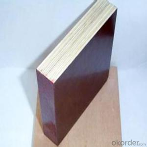 3mm Maple Melamine Plywood with High Quality and Good Price