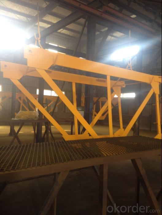 Construction Machine 8t Topless Tower Crane QTZ80A