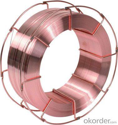 Welding Wite CO2 Gas Shielded Welding Wire Factory