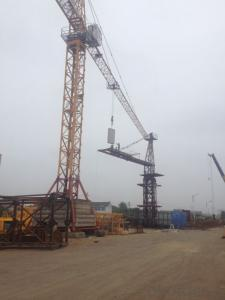 Topkit Tower Crane TC7040 Max Load -16t-18t