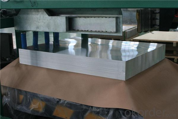 Aluminum Sheet Five Bars Aluminum Sheet 0.1~5Mm 3 Bar Embossed