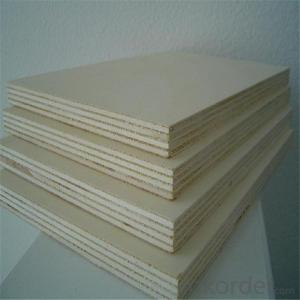 Veneer Faced Plywood with High Quality