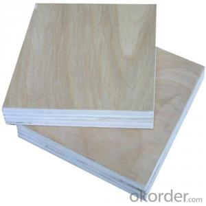 Veneer Faced Plywood for Construction with High Quality