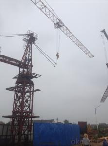 Manufacturer of Inner-climbing 6t Tower Crane (QTZ5610 QTZ5013)