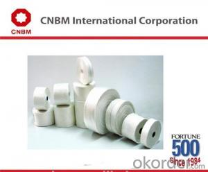 CNBM Filament Fiberglass Tape with High Quality