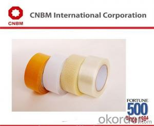 Adhesive Fiberglass Mesh Tape for Concrete