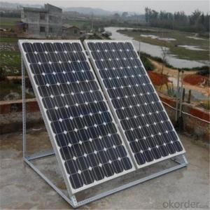 High Effect Ice-011 1000 Watt Solar Panel