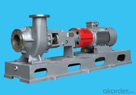 Self-priming End Suction Centrifugal Pump