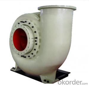 Horizontal Centrifugal Dredge Pump for Dredger