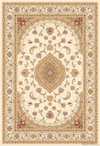 Persian Rugs, 100% PP Carpet Rug with Design