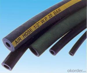 DIN EN853 1SN Steel Wire Braided High Pressure Hydraulic Rubber Hose