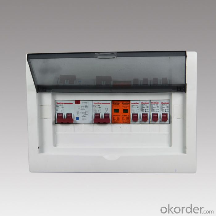CRPZ30-01/12AT main breaker panels lighting distribution boards power distribution boxes
