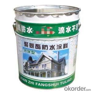 Single Component Polyurethane Waterproof Paint