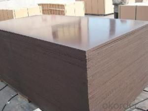 Finger Jointed Brown Film faced plywood Shuttering Plywood