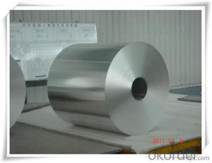 Aluminum Foil 0.006-0.009Mm Thickness Jumbo Roll Household