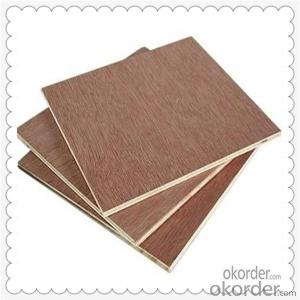 Brown Color Film Faced Plywood with CMAX Logo