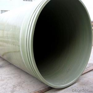 RPM Pipe The Basic Material Fiber Glass Serves