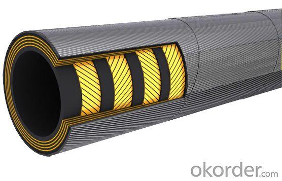High Pressure Steel Wire Spiral Rubber Hose