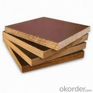 1220X2440mm MDF Board/Plain MDF/Melamine Faced MDF