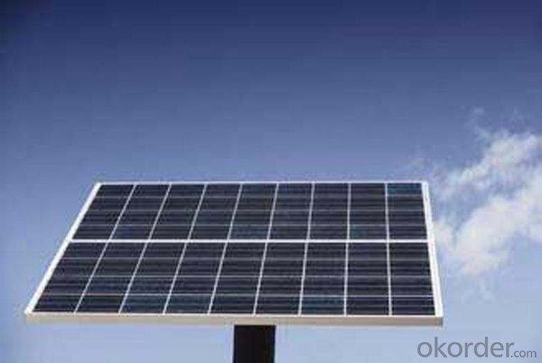 36V Monocrystalline Solar Panel 300W with 25 Years Warranty